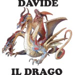 logo Davide il drago