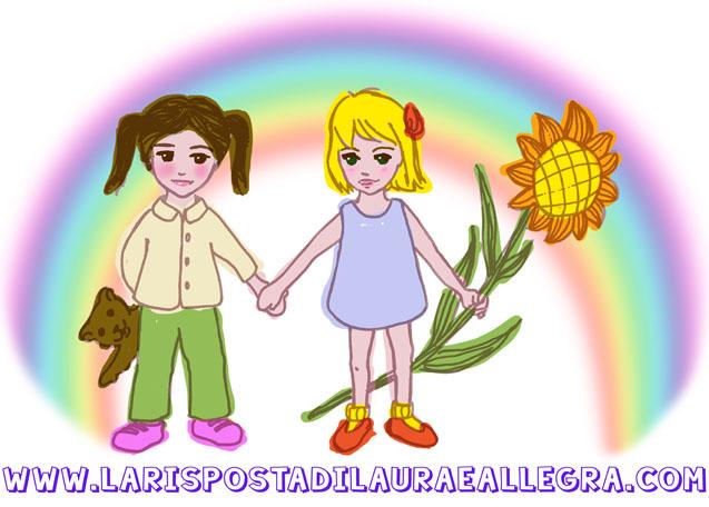 La risposta di Laura e Allegra