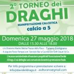 Torneo dei Draghi Domenica 27 maggio 2018